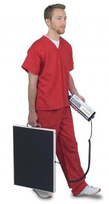 portable health care scale
